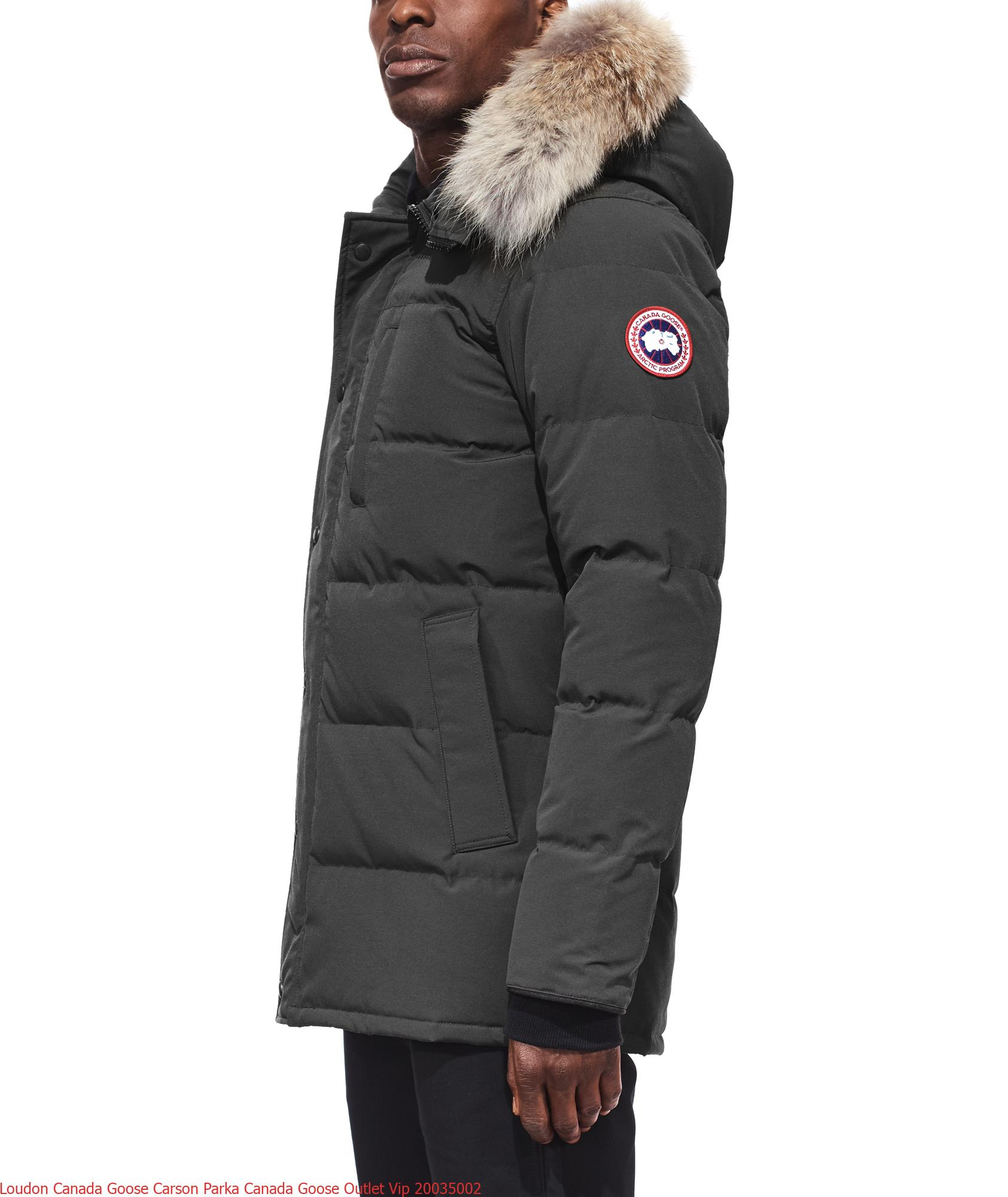 Loudon Canada Goose Carson Parka Canada Goose Outlet Vip 20035002 – Cheap canada  goose® outlet jacket clearance on sale 79ff3bb55ebe